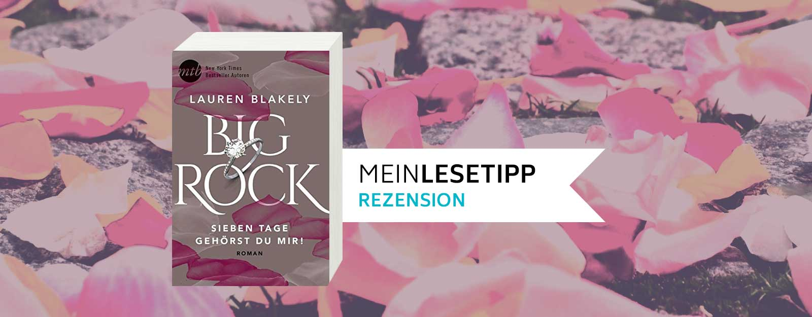 Buchrezension: Big Rock von Lauren Blakely